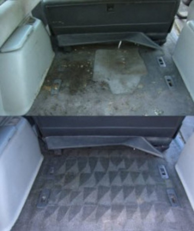 Auto Carpet Cleaning & Auto Upholstery Cleaning